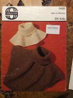 womens knitting patterns.cowl.neckwarmers.windcheaters.man/women.4 Ply.DK.Sirdar