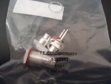 Tyco 5332342 Bnc Rg-108 Silver Connector Jack