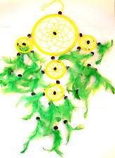 CAPTEUR/ATTRAPEUR DE REVE/DREAM CATCHER COUNTRY Vert dreamcatcher green