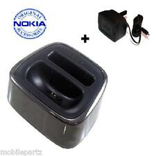 Genuine Nokia 8800 Sirocco Desktop Charger  DT-16 DT 16 + Nokia Mains Charger