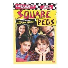 Square Pegs - Complete Series * Sarah Jessica Parker Region 1 DVD