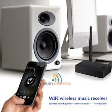 Mini Audiocast Music Box Wifi Wireless Airplay DLNA Streaming Receiver Player