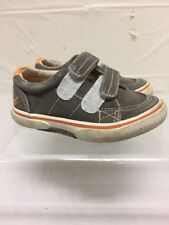 Sperry Top Sider Baby Toddler Canvas Shoes Sz 6 M