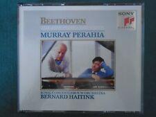 Beethoven - The Five Piano Concertos - Murray Perahia - Haitink 1992 3 CD