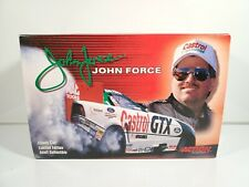 John Force Action 1999 Castrol GTX  Pedal Car Brand New w/ Box