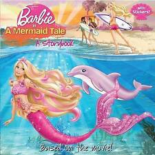 Barbie in a Mermaid Tale: A Storybook (Barbie) (Pictureback(R)) by Mary Man-Kong