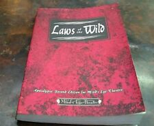 Laws of the Wild. Werewolf Apocalypse. Vampire the Masquerade isbn# 1565045084