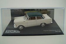 Voiture miniature 1:43 OPEL COLLECTION OPEL record pii 1960-1963 Nº 43