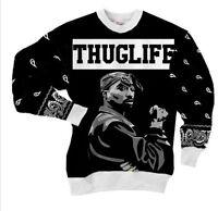 New Fashion Mens/Womens character tupac 2pac 3D Print Sweatshirt Hoodies ML55