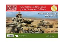 1/72nd Panzer III G, H