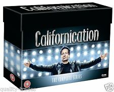 ❏ Californication Seasons 1 - 7 DVD ❏ Complete Collection Series 1 2 3 4 5 6 7