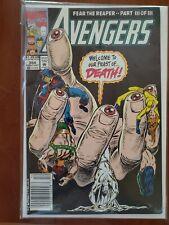 Marvel | Avengers| NM- | 1st PRINT | #354