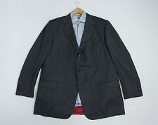 ERMENEGILDO ZEGNA Bespoke Su Misura Trofeo® Merino Wool Blazer Jacket 60R(US50R)