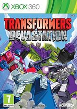 Videogames Activision Transformers Devastation