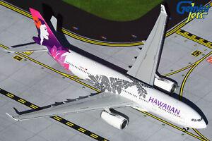 Hawaiian Airlines Airbus A330-200 N388HA Gemini Jets GJHAL1929 Scale 1:400