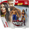 WWE Mattel Andrade Cien Almas / Zelina Vega Battle Packs 62 Basic Figures