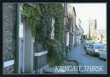 postcard Yorkshire Thirsk Kirkgate  un posted  Dixon