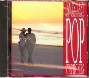 AS NEW; JAMES LAST - POP SYMPHONIES CD. EXCELLENT FOR DINNER PARTIES. BARGAIN