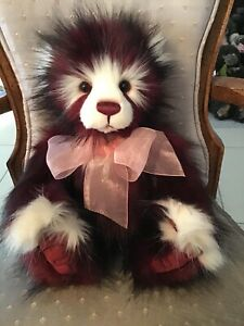 THINGYMABOB CHARLIE BEARS 2020 PLUSH BEAR  * PAW STORE EXCLUSIVE NEW WITH TAGS