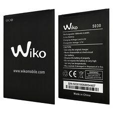 Wiko 5030 Lenny 2 BATTERIA 1800 mAh Li-polimero Batteria di ricambio