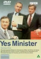 Yes Minister - Series 1 (DVD, 2001) NEW