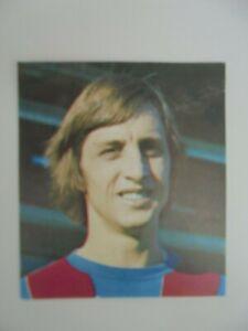 Cruyff 1973/1974 #110 Rookie Barcelona. Excelsior. Very rare album.