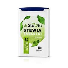 Stevia 60mg - 300 tablets stevia rebaudiana - 35 times sweeter than sugar