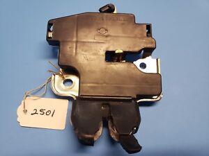 Nissan Sentra 2007-2012 Trunk Latch OEM Lid Actuator Release Lock