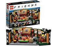 Lego 21319 Ideas Central Perk Collectable FRIENDS TV Series Brand New Sealed