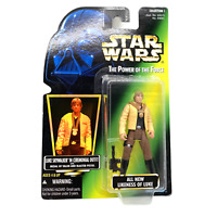 Star Wars The Power of the Force Luke Skywalker w/ Medal of Honor and Blaster