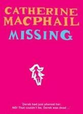 Missing,Catherine MacPhail
