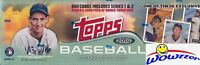 2014 Topps Baseball Retail Factory Set-5 VARIATION ROOKIE+Ted Williams REFRACTOR