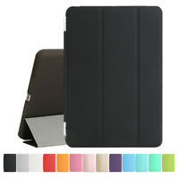 Black iPad 3rd Generation Stand Magnetic Smart Case Cover for Apple