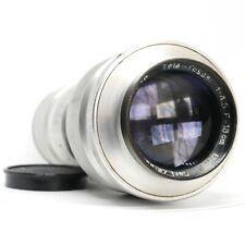 :Carl Zeiss Jena Tele Tessar 18cm 180mm f4.5 Exakta Mount Lens [VERY RARE]