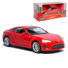 1:36 Toyota 86 Hot Hatch Model Car Alloy Diecast Toy Vehicle Collection Gift Red