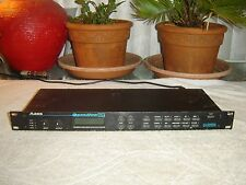 Alesis Quadraverb GT, Guitar Effects Processor, Preamp, Vintage Rack