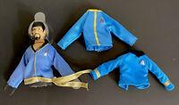 """MEGO Star Trek 2018-2019 Lot For 8"""" Action Figures Spock"""