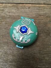 Polly Pocket The little Mermaid Jewelled Locket No Figures Not Complete Bluebird