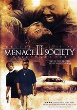 Menace II Society [Director's Cut] (2009, DVD NIEUW) Deluxe ED.