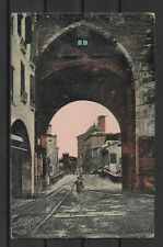 Padua: Ponte Molino e Torre Galileo Galilei - Vintage Postcard Unposted
