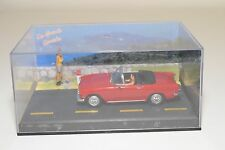 . ALTAYA IXO LA ROUTE BLEUE 37 SIMCA ARONDE CABRIOLET RED MINT BOXED