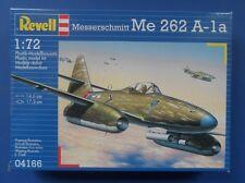 REVELL Messerschmitt Me262 A-1a Kit Modello in scala 1:72 - 04166