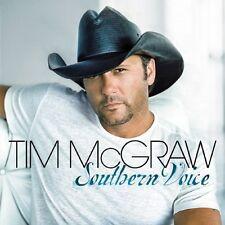Southern Voice - Tim Mcgraw (2009, CD NEUF)