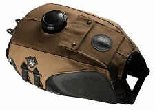 Fuel tank cover Coyote-3, brown (ftcv-03-coy) Dnepr