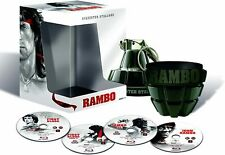 Rambo - The Complete Collection (Special Grenade Packaging) (Blu-ray)