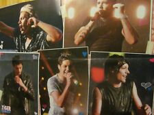 One Direction, The Vamps, Double Four Page Foldout Poster