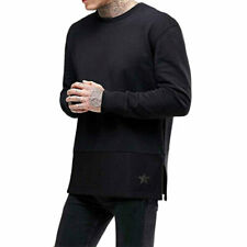 DIESEL S Melon 0PAMU 900 Mens Sweatshirt Crew Neck Long Sleeves Pullover Jumper