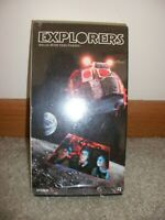 Explorers Special Home Video Version (VHS 1985) Rare Hard to Find