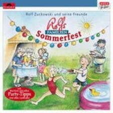 ROLF ZUCKOWSKI Rolfs Familien-Sommerfest  CD  NEU & OVP