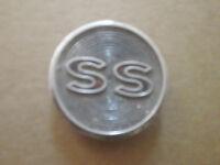 Vintage Chevy Super Sport Emblem Sign Badge Nameplate Script Metal Ornament Trim